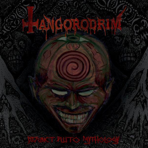 Tangorodrim - Defunct Pluto Mythology (CD)
