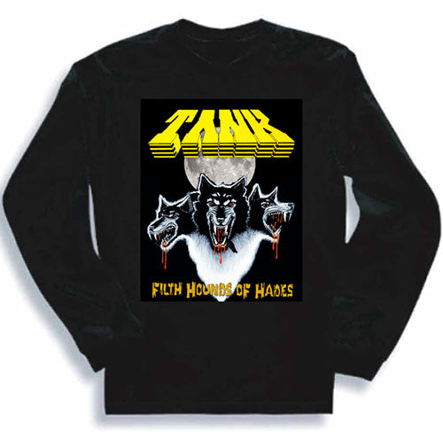 Tank - Filth Hounds of Hades (Long Sleeve T-Shirt)