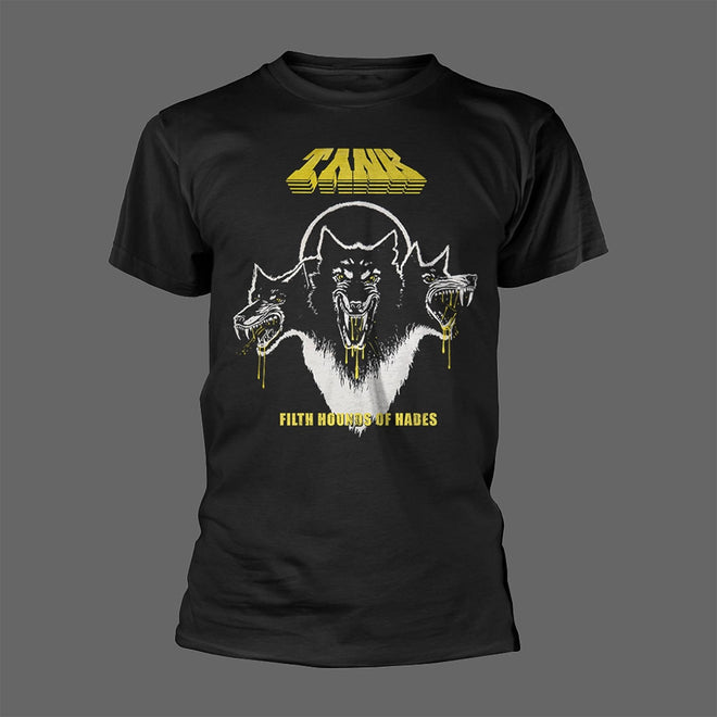 Tank - Filth Hounds of Hades (Yellow Blood) (T-Shirt)