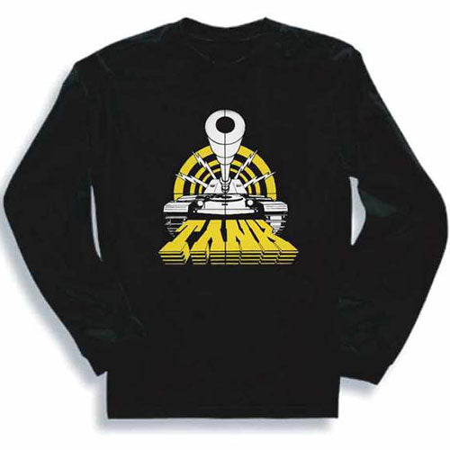 Tank - Logo (Long Sleeve T-Shirt)