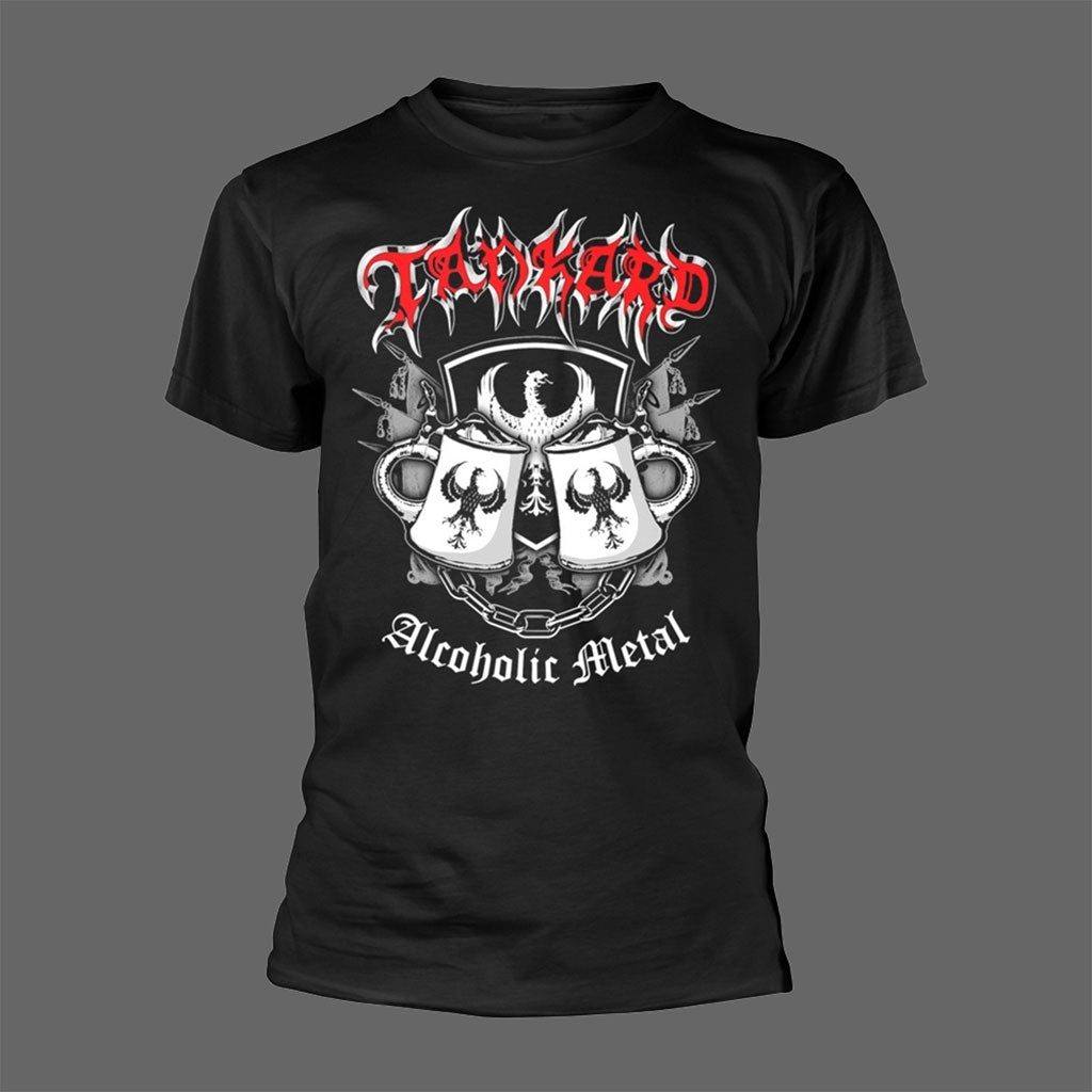 Tankard - Alcoholic Metal (T-Shirt)