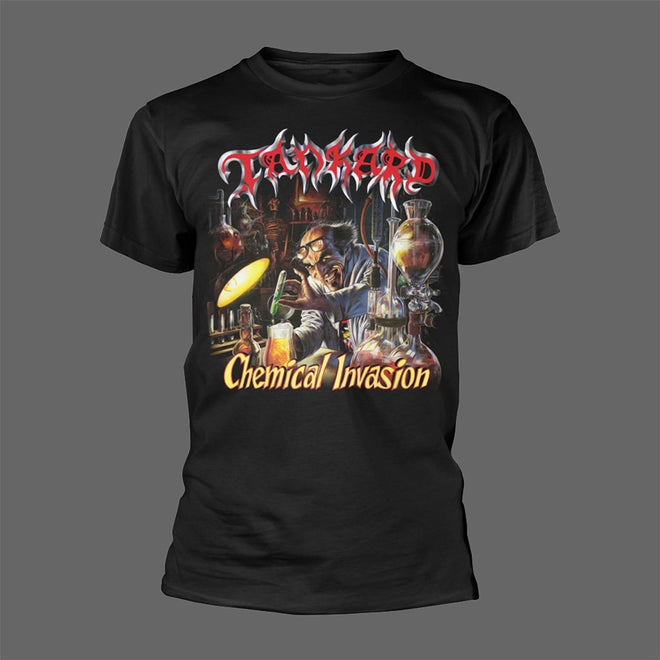 Tankard - Chemical Invasion (T-Shirt)