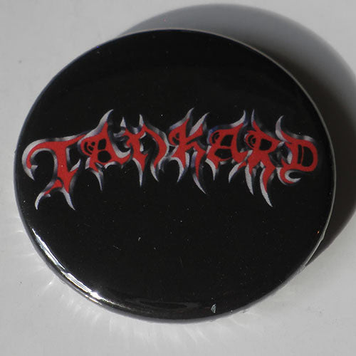 Tankard - Red Logo (Badge)