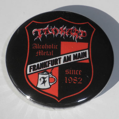 Tankard - Since 1982 (Badge)