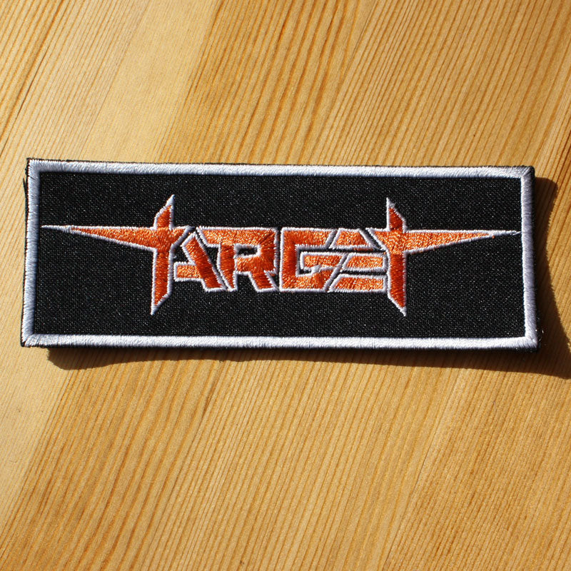 Target - Logo (Embroidered Patch)