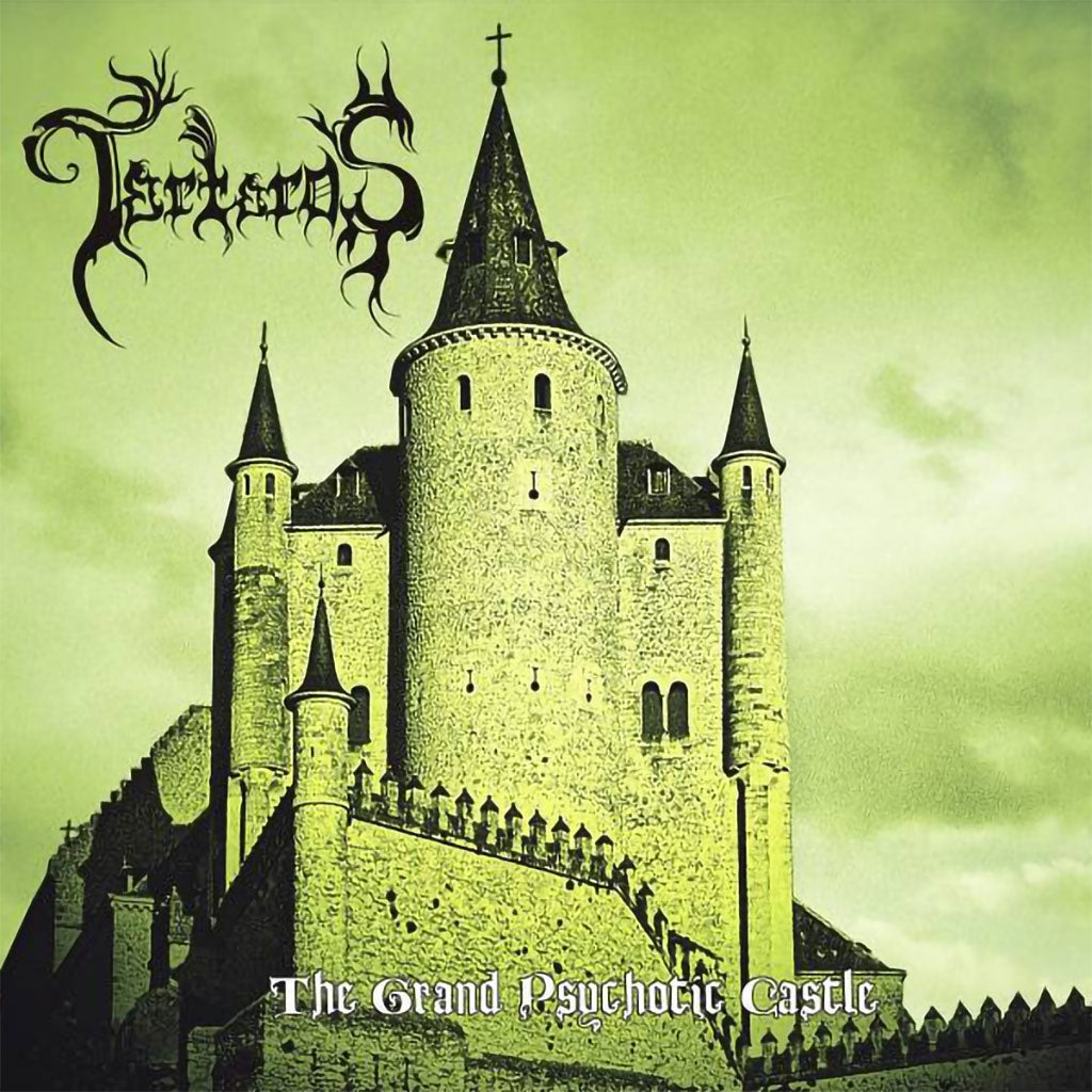 Tartaros - The Grand Psychotic Castle (2018 Reissue) (Digibook CD)