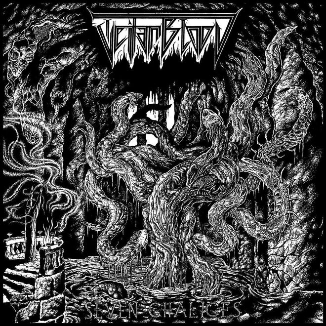 Teitanblood - Seven Chalices (CD)
