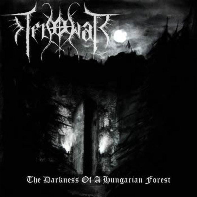 Tenowar - The Darkness of a Hungarian Forest (CD)