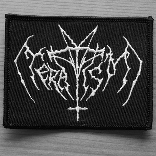 Teratism - Logo (Embroidered Patch)