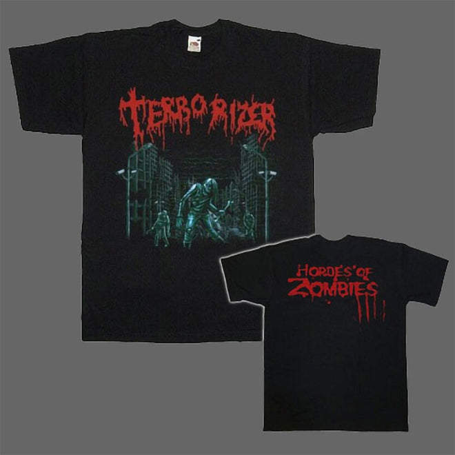 Terrorizer - Hordes of Zombies (T-Shirt)