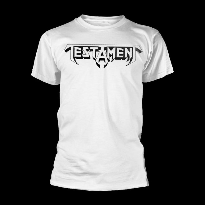 Testament - Bay Area Thrash (White) (T-Shirt)