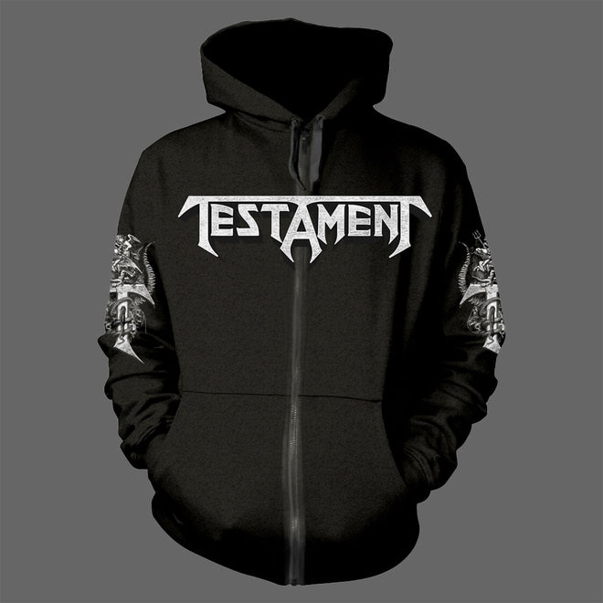 Testament - Demon Court (Full Zip Hoodie)