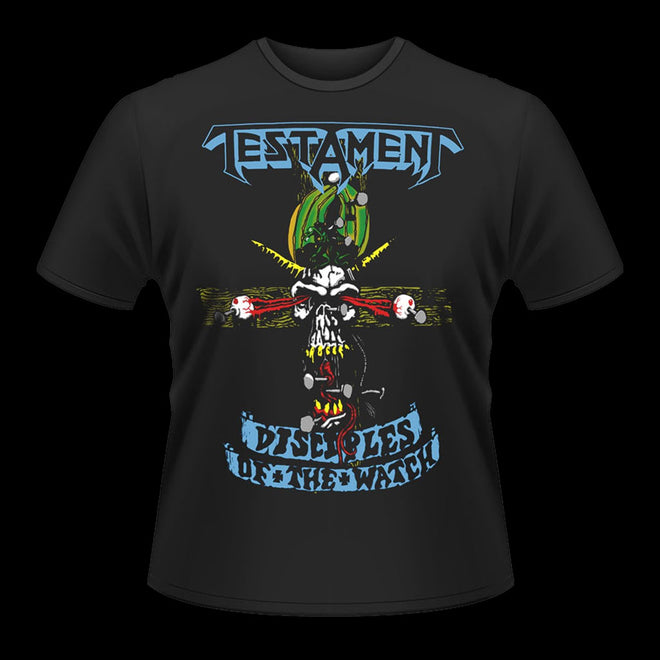Testament - Disciples of the Watch (T-Shirt)