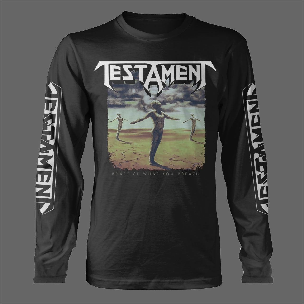 Testament - Practice What You Preach (Long Sleeve T-Shirt)