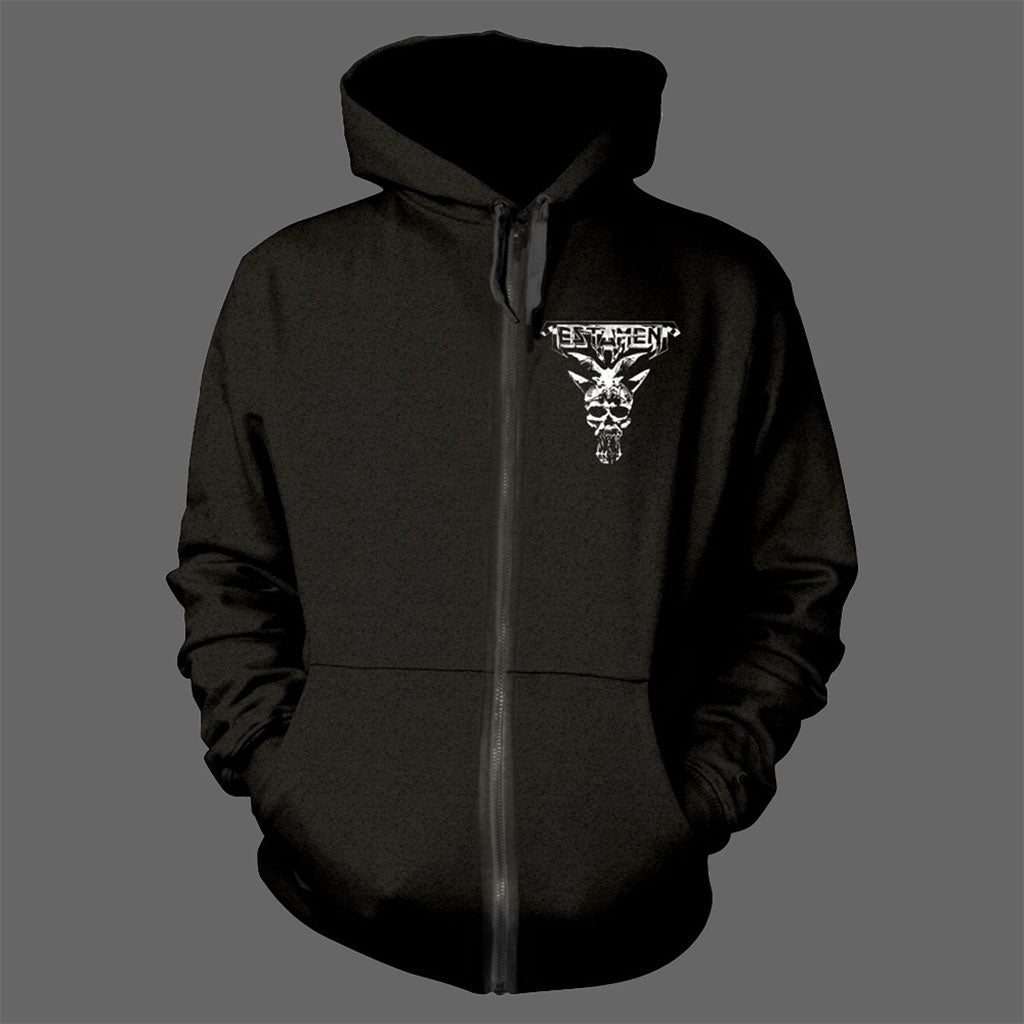 Testament - The Legacy (Full Zip Hoodie)
