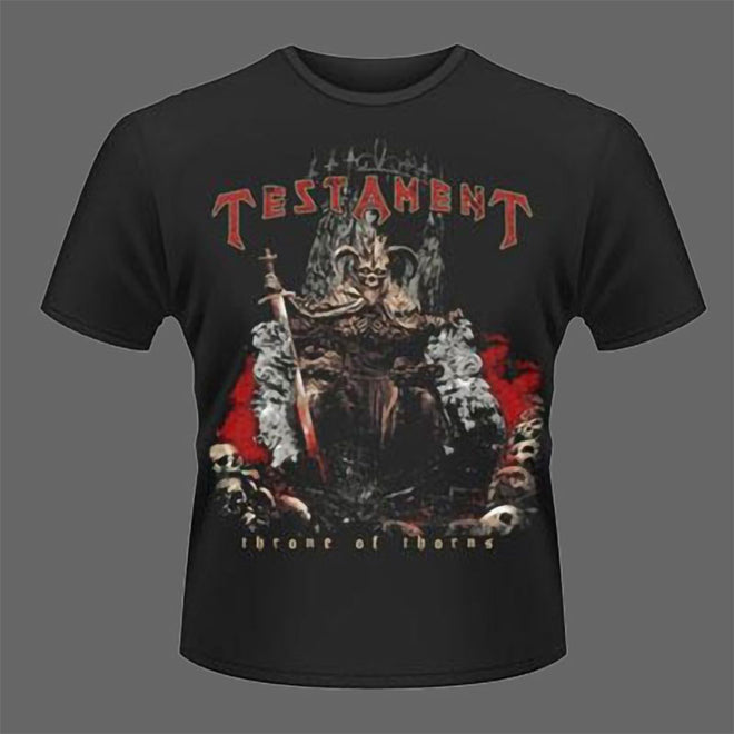 Testament - Throne of Thorns (T-Shirt)