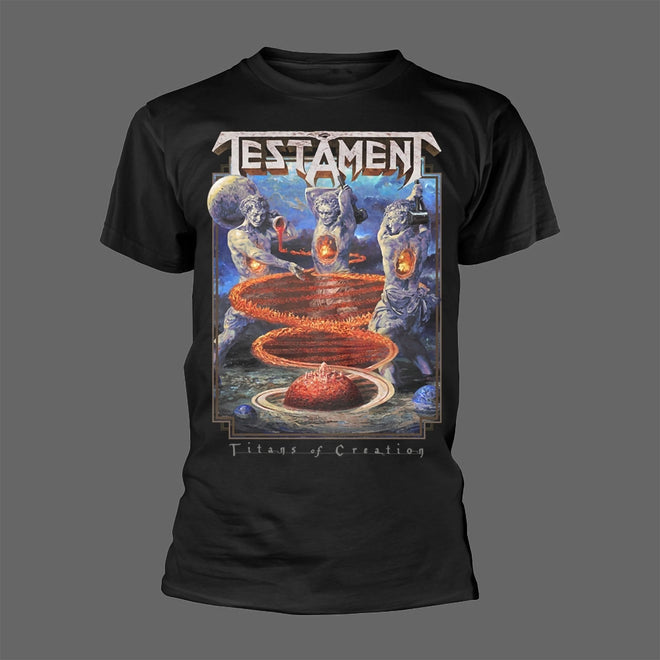 Testament - Titans of Creation (T-Shirt)