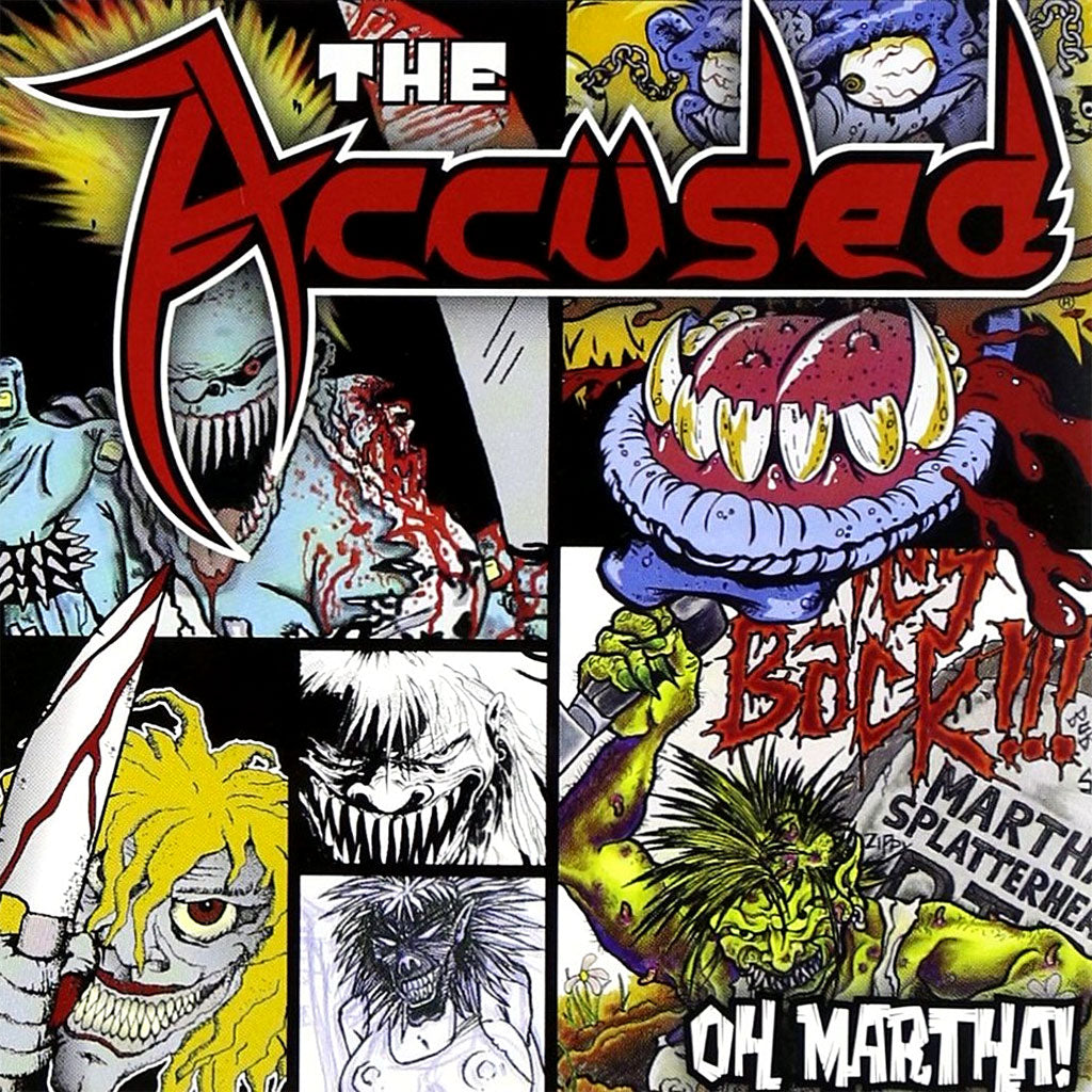 The Accused - Oh Martha (2006 Reissue) (CD)