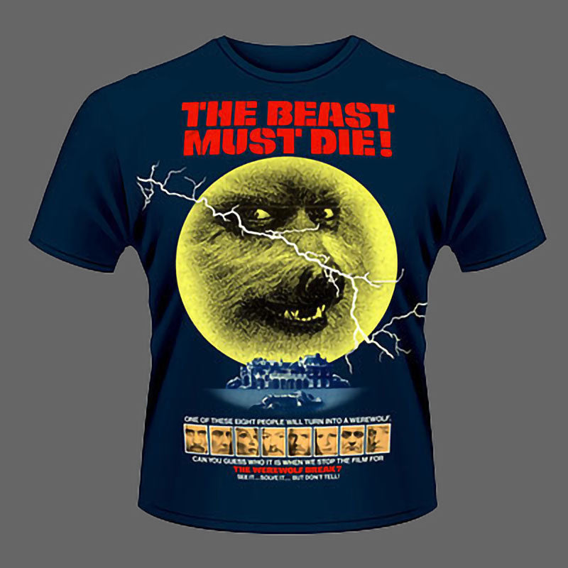 The Beast Must Die (1974) (T-Shirt)