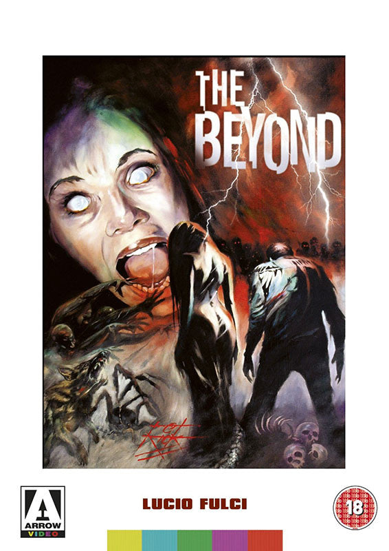 The Beyond (1981) (DVD)
