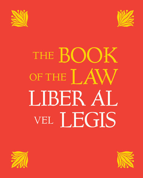 The Book of the Law (Liber al vel Legis) (100th Anniversary Edition) (Hardcover Book)