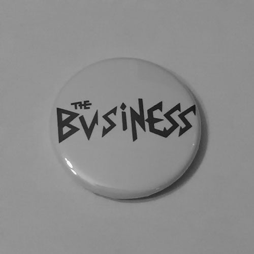 The Business - Black Logo (Badge)