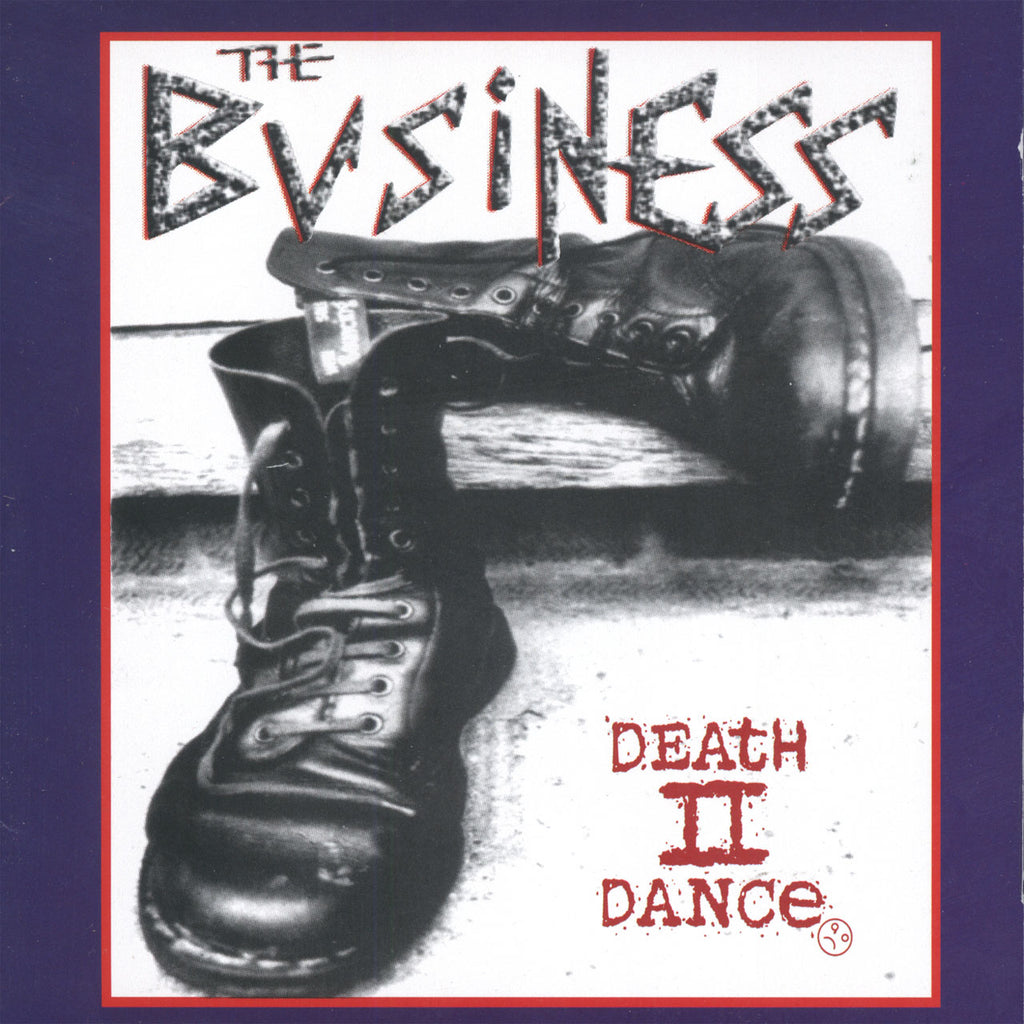The Business - Death II Dance (CD)