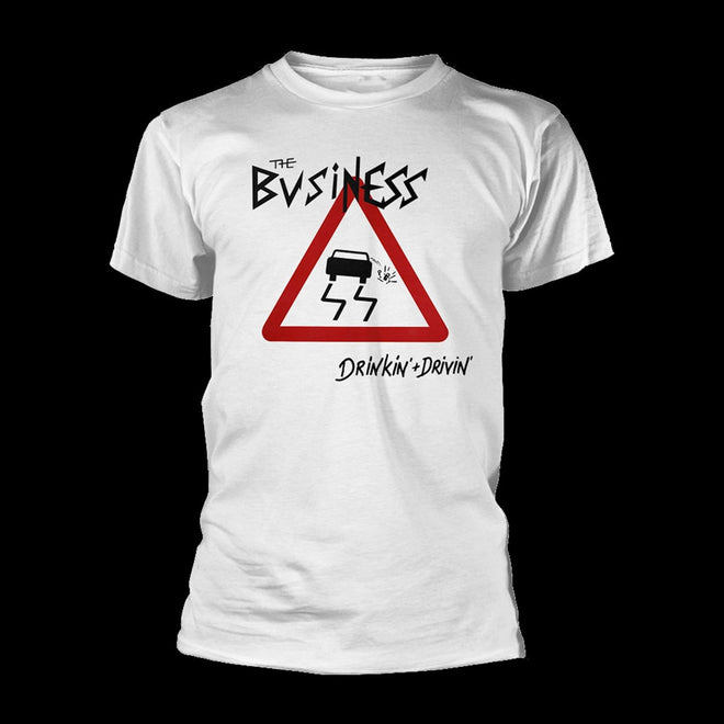 The Business - Drinkin' + Drivin' (T-Shirt)