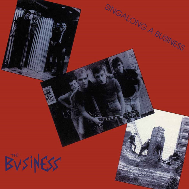 The Business - Singalong a Business (2016 Reissue) (CD)