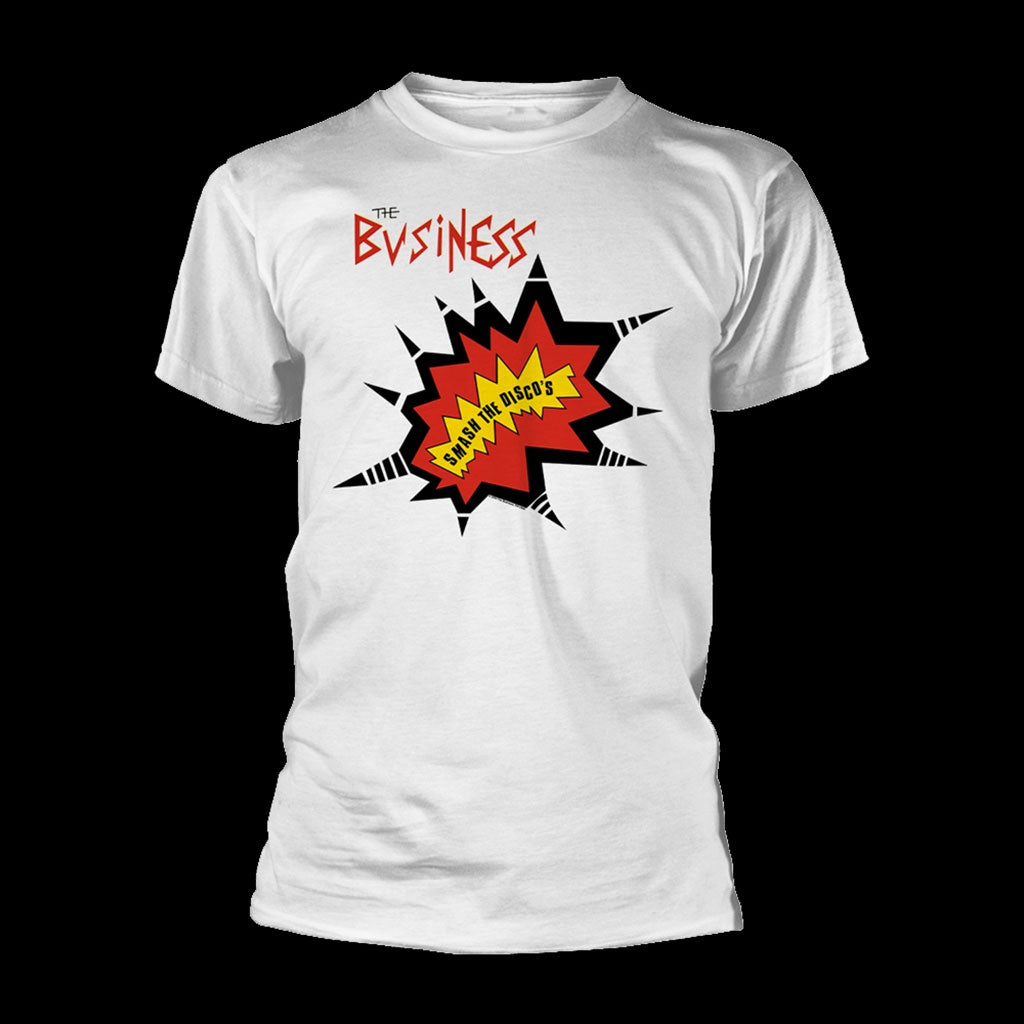 The Business - Smash the Disco's (T-Shirt)