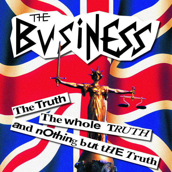 The Business - The Truth the Whole Truth and Nothing But the Truth (2019 Reissue) (LP)