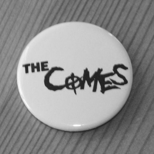 The Comes - Black Logo (Badge)