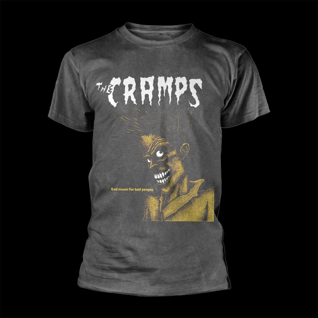 The Cramps - Bad Music for Bad People (Vintage Wash) (T-Shirt)