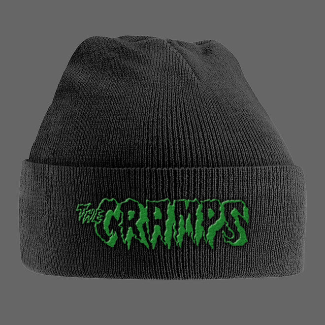 The Cramps - Green Logo (Beanie)