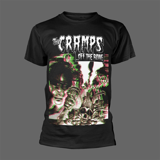 The Cramps - Off the Bone (T-Shirt)