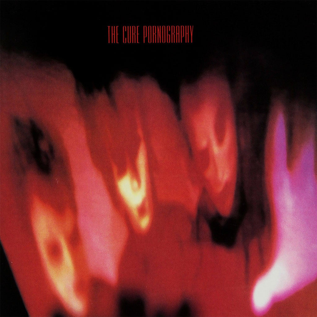 The Cure - Pornography (2005 Reissue) (CD)