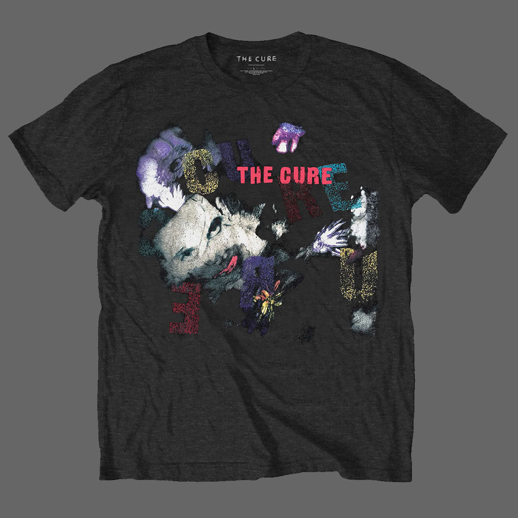 The Cure - The Prayer Tour 1989 (T-Shirt)