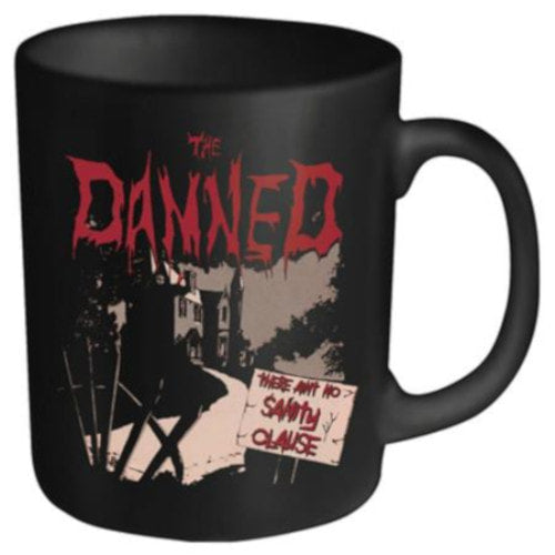 The Damned - There Ain't No Sanity Clause (Wyngrave Asylum) (Mug)