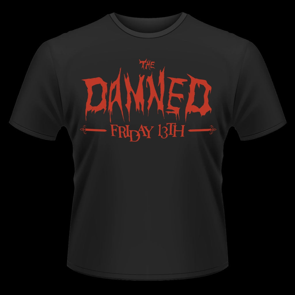The Damned - Friday 13th (T-Shirt)