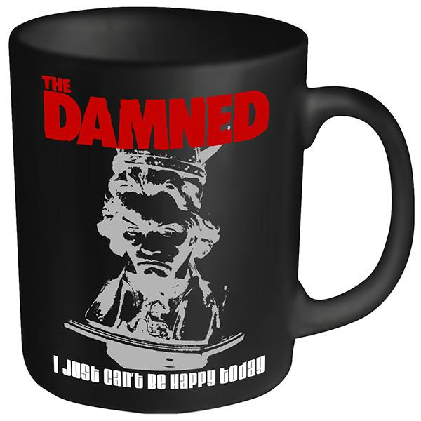 The Damned - I Just Can't Be Happy Today (Mug)