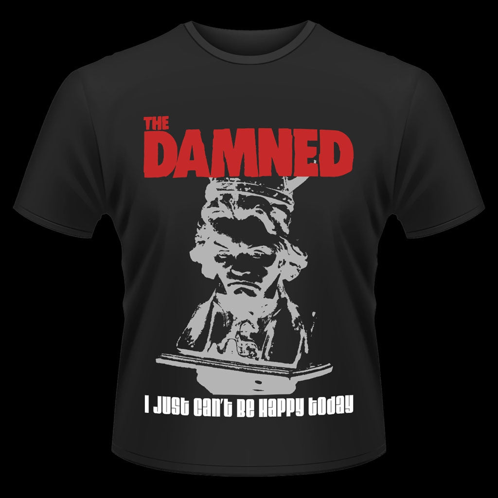 The Damned - I Just Can't Be Happy Today (T-Shirt)