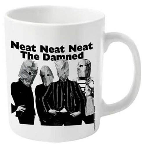 The Damned - Neat Neat Neat (Mug)