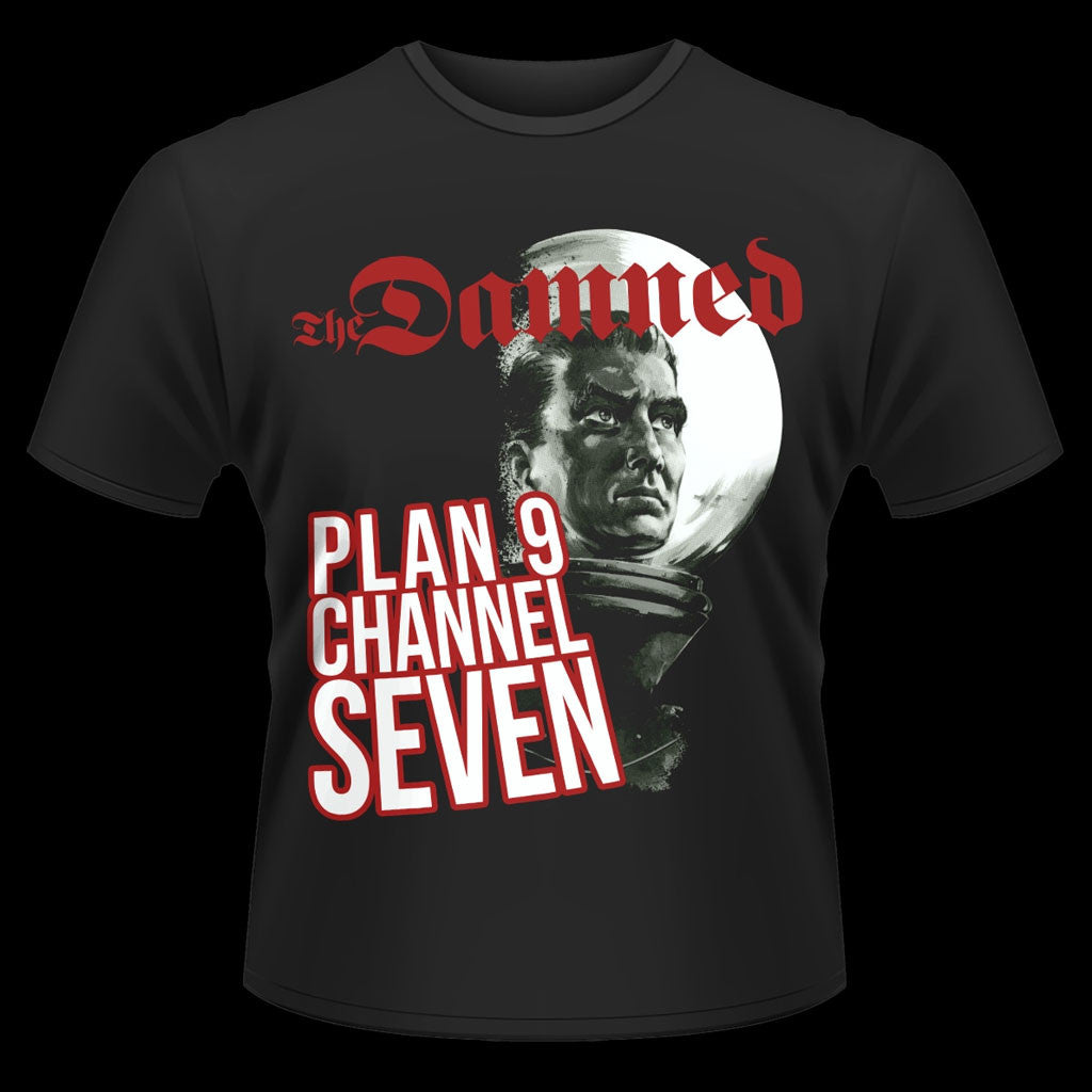 The Damned - Plan 9 Channel Seven (T-Shirt)