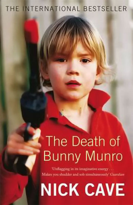 The Death of Bunny Munro (Paperback Book)