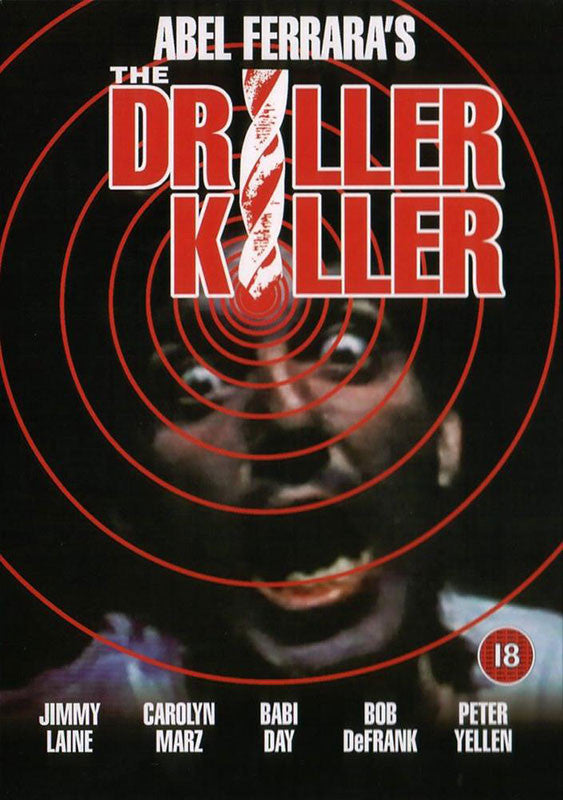 The Driller Killer (1979) (DVD)
