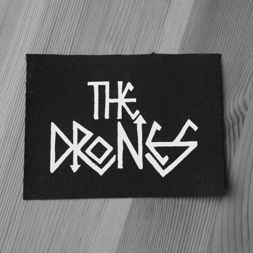 The Drones - Logo (Printed Patch)