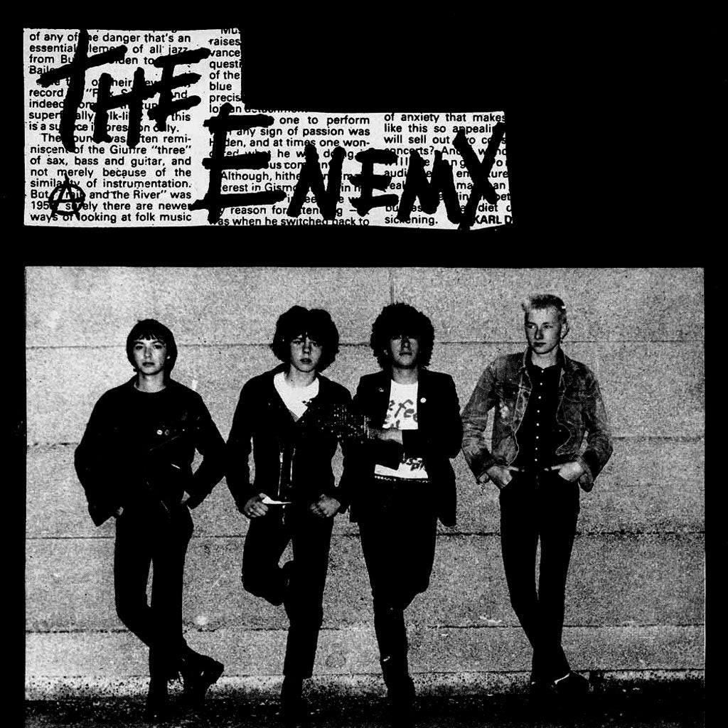 The Enemy - The Enemy (Digipak CD)