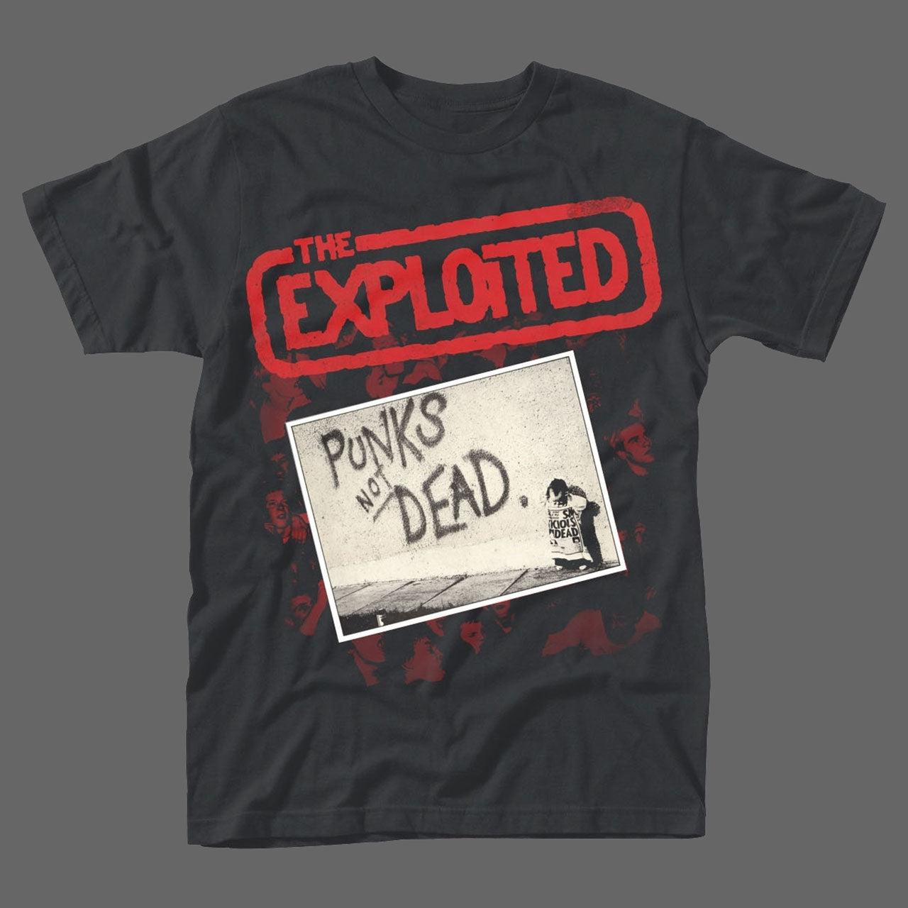 The Exploited - Punk's Not Dead (T-Shirt)