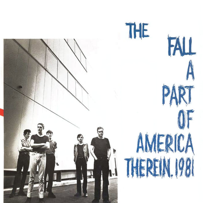 The Fall - A Part of America Therein, 1981 (CD)