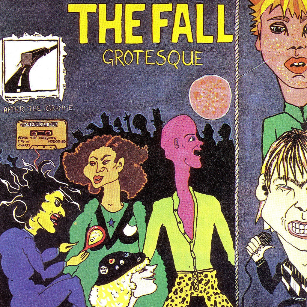 The Fall - Grotesque (After the Gramme) (2004 Reissue) (CD)
